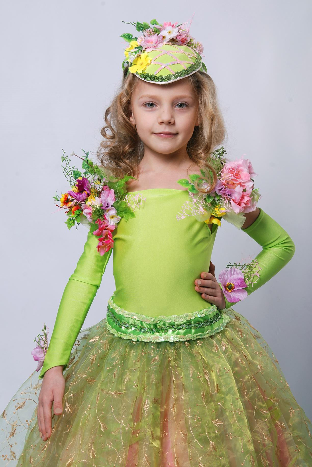 Детские костюмы для девочек на прокат Киев, карнавальные костюмы напрокат, пошить