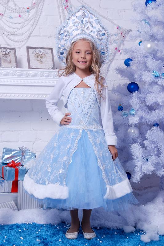 Новогодние костюмы для девочек в аренду