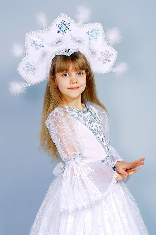 Новогодний костюм эльза холодное сердце своими руками