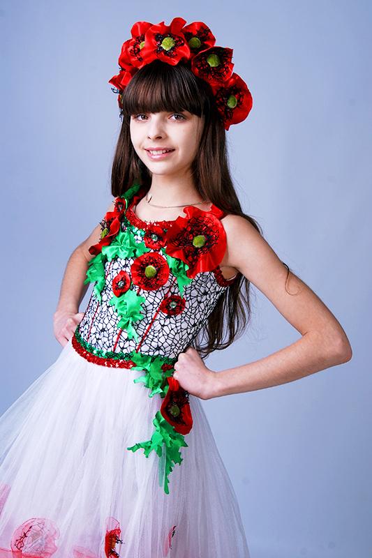 Национальные костюмы для девочек на прокат