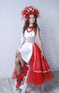 Костюм Украинский стилизованный NEW (конкурсный)