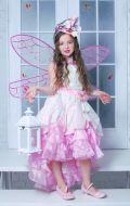 Костюм Бабочка молочно-розовая; Артикул Бр8