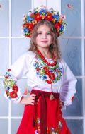 Костюм Украинский национальный NEW; Артикул У41