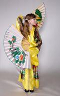 Костюм Японка (японское кимоно)