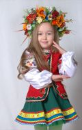 Украинский классический костюм; Артикул У1