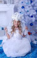 Костюм Снежная королева NEW; Артикул СМ51
