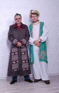 Костюмы Султан и Хазар; Артикулы КР16 и Сл3/Сл4