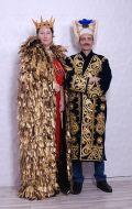 Костюмы Королева и Султан; Артикулы Гр8 и Сл1