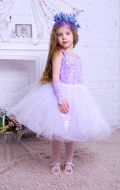 Костюм Первоцвет фиолетовый; Артикул М60