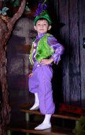 Костюм Цветок Ирис фиолетовый; Артикул Гн4 сборка