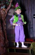 Костюм Первоцвет фиолетовый; Артикул Гн4 сборка