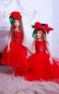 Костюмы Роза красная и Красный мак; Артикулы К12 и Ф11