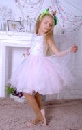 Костюм Лилия розовая; Артикул М32