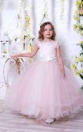 Бальное платье нежно-розовое; Артикул СМ163