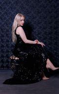 Вечернее платье черное в паетках NEW (продано; заказать пошив)