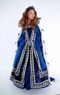 Платье синей королевы;Артикул ПД92