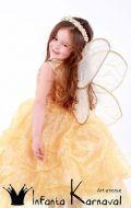 Костюм Золотая Фея-бабочка; Артикул СМ105