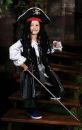 Костюм пират Джек Воробей; Артикул П1 (есть все размеры)