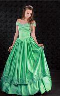 Костюм Ариэль (салатовое платье); Артикул БД57