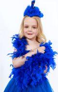 Костюм Синяя птица; Артикул СМ119+гол.убор синей птицы