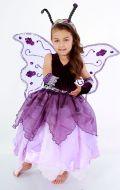 Костюм Бабочка фиолетовая; Артикул Б14
