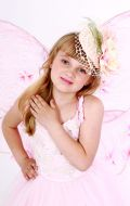 Костюм Бабочка розовая - Цветочная Фея; Артикул См40
