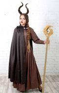 Костюм Волшебница Малефисента коричневая