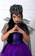 Костюм Графиня фиолетовая NEW (паетки)