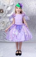 Костюм Фиолетовый Цветок; Артикул ЦВ38