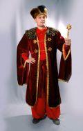 Костюм Гетьман (Богдан Хмельницкий) красный;  Артикул Гт1