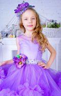 Костюм Фиолетовый Мак; Артикул СМ173, ЗП130