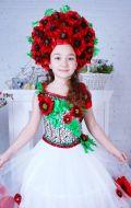 Костюм Украинский стилизованный (конкурсный); Артикул У13