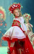 Костюм Украинский конкурсный; Артикул УК45