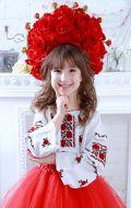 Костюм Украинский стилизованный (конкурсный) NEW
