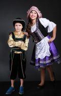 Костюм Баварочка и Баварец (немецкий национальный)