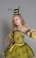 Костюм Пчелка со шляпкой; Артикул П10