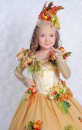 Костюм Осенняя Принцесса; Артикул: Ос3