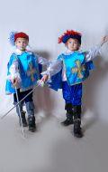 Костюмы Мушкетеров; Артикулы Мш1 и Мш3