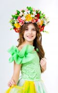 Костюм Весна цветущая; Артикул В68