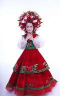Костюм Украинский стилизованный; Артикул УК57
