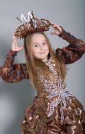Костюм Шоколадная Принцесса; Артикул ПД34