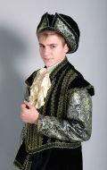 Костюм Черный принц;  Артикул Пд2