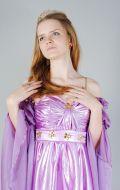 Платье Бальное сиреневое; Артикул Бд40