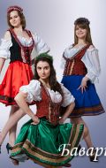 Костюм Баварочки (Пивной фестиваль в Германии)