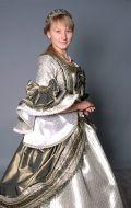 Костюм Елизавета оливковая; Артикул Ел6