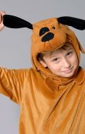 Костюм Собака коричневая (Пес Барбос); Артикул С5