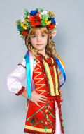 Украинский классический костюм;  Артикул У22