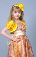 Бальное платье цветочный узор; Артикул Ст32/Ст33/Ст34/Ст35
