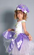 Костюм Фиолетовый цветок; Артикул Цв27