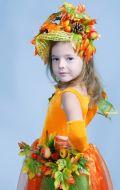 Костюм Осень со шляпкой; Артикул Ос19